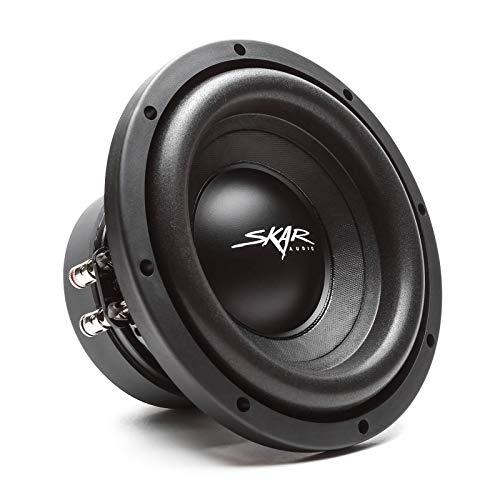 Skar Audio SDR-8 D2 8' 700 Watt Max Power Dual 2 Ohm Car Subwoofer