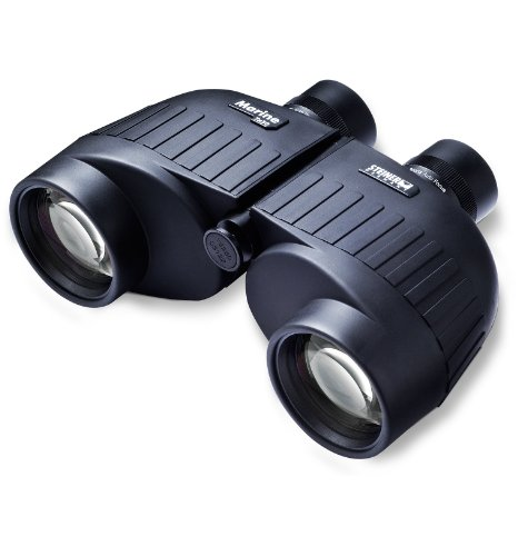 Steiner Marine Binoculars for Adults and Kids, 7x50 Binoculars for Bird Watching, Hunting, Outdoor Sports, Wildlife Sightseeing and Concerts - Quality Performance Water-Going Optics, Black