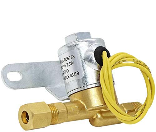 Appliancemate Humidifie Solenoid Valve 4040 Fit for Whole House Humidifier Models400, 400M, 500, 500M, 600, 600M, 558, 550A, 550, 568, 560A, 560, 700, 700M, 768, 760A, 760 (24 Volt,24 V, 60 Hz AC,