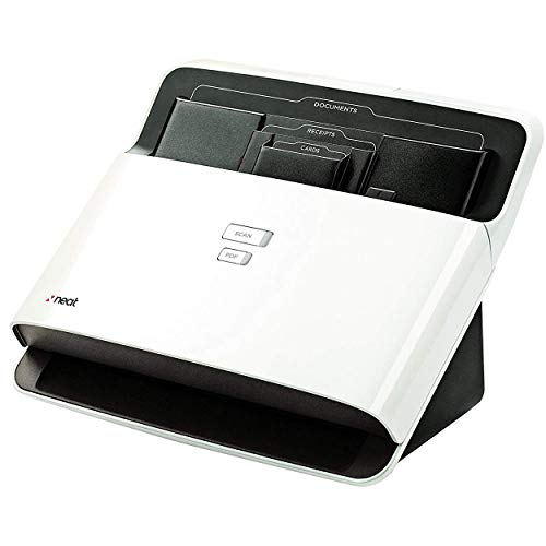 NeatDesk Desktop Document Scanner and Digital Filing System for PC and Mac (Renewed)