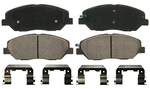 Wagner QuickStop ZD1202 Ceramic Disc Brake Pad Set