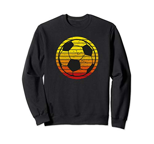 Soccer Vintage Retro Soccer | Sports events 2020 Sweatshirt
