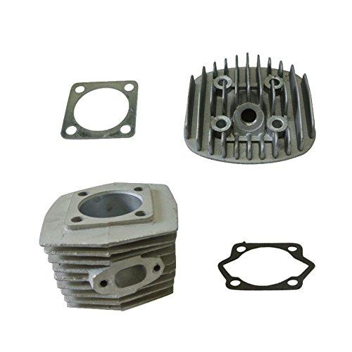 JL JIANGLI LEGEND 80cc 47mm Gas Motorized Bicycle Bike Engine Cylinder Head Set Piston Kit