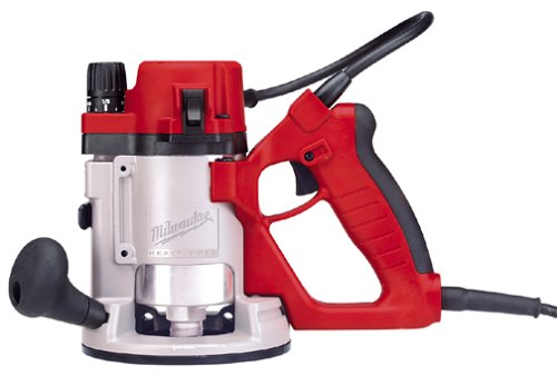 Milwaukee 5619-20 1.7-Max-Horsepower D-Handle Router Kit