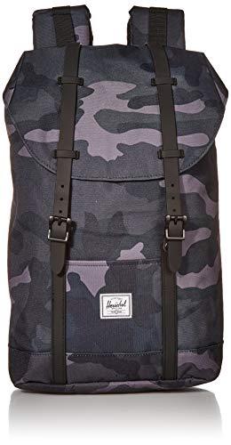 Herschel Retreat Backpack, Night Camo, Classic 19.5L