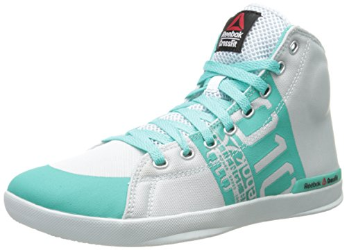 Reebok Women's Crossfit Lite TR Training Shoe, Reflection Blue/Timeless Teal, 9.5 M US