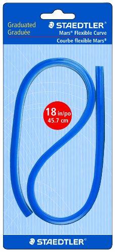Staedtler Flexible Curve, 18'', Black 3T (97160-18BK03)