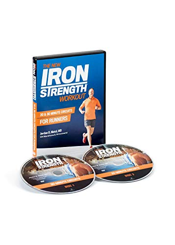 The New IronStrength Workout DVD: 20 & 30-Minute Circuits for Runners