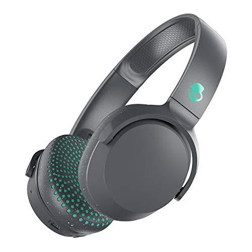 Skullcandy Riff Wireless On-Ear Headphone - Grey/Teal Gray/Speckle/Miami