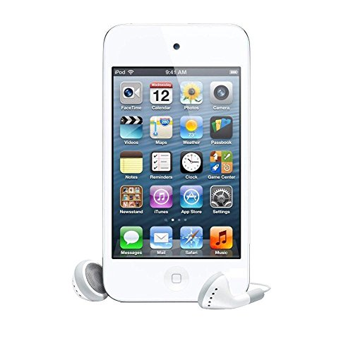 White For Apple iPod touch 32GB (4th Generation) +Screen Protector