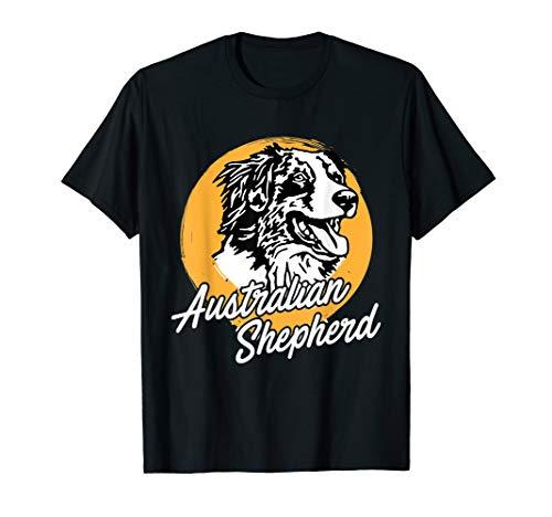 Australian Shepherd Lover & Aussie Lover T-Shirt