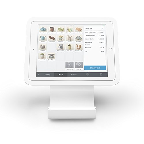 Square - A-SKU-0274 Stand only (w/o Reader and Dock) for 9.7' iPads white
