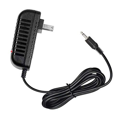 Home Charger for Midland X-Tra Talk GXT1000, GXT1050 (fit into radio's CHG Jack, NOT fit Charging Dock) Series GMRS/FRS Radio, 5 Feet, with LED Indicator
