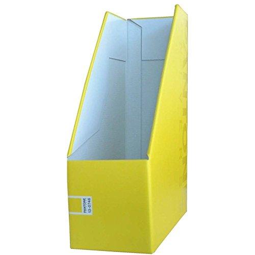 Pantone Universe File Box Vertical Maize Yell