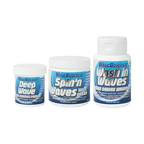 WAVE BUILDER Hair Care Kit