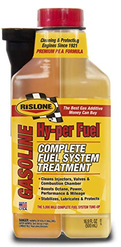 Rislone 4700 Complete Gasoline Fuel System Treatment 16.9 oz.