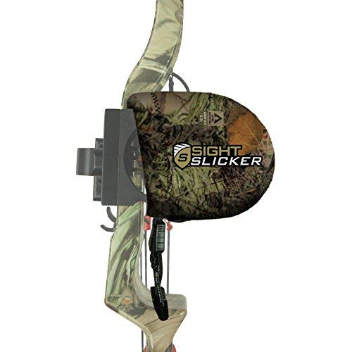 Alpine Innovations Slicker Sight Guard Crossbow Scope Housing, Waterproof Hunting Gear, Sportsman Archery Accessories, Camo Wrap - Bow Sight (Alpine Mountain Camo)