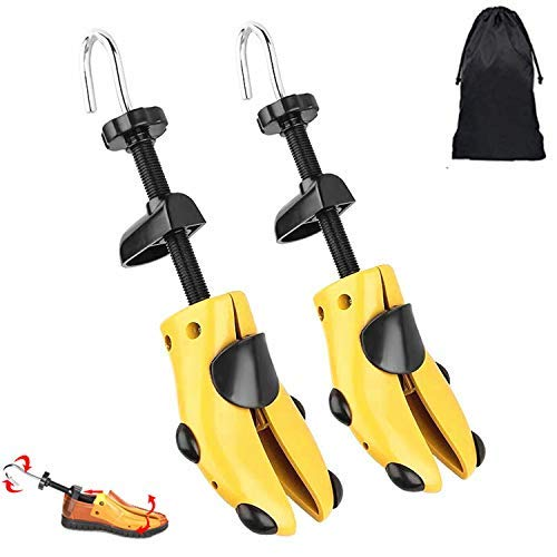 Shoe Stretcher Women, Shoe Stretcher Men,Shoe Widener Expander,Shoe Stretcher Adjustable Length and Width,Shoe Tree,Shoe Stretchers for Wide Feet.Wm's Size(5.5-10)&M's(6-9) (Medium)