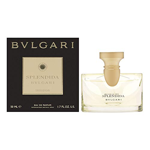 Bvlgari Splendida Iris D'Or Eau De Parfum for Women, 50 ml