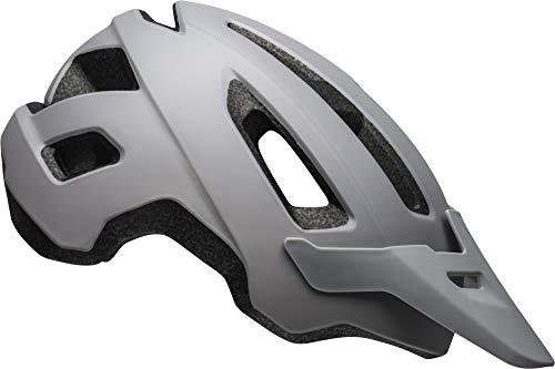 Bell Nomad MIPS Adult Bike Helmet - Matte Gray/Orange (2020) - Universal Adult (53-60 cm)