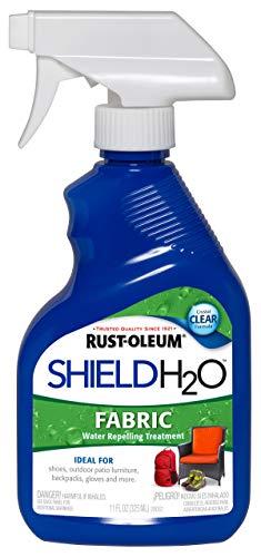 Rust-Oleum 278146 Shield H2O Outdoor Fabric Spray, 11 oz, Clear, 11 Ounce
