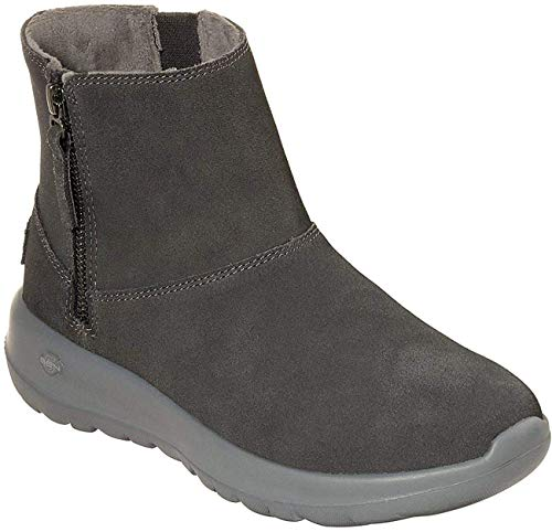 Skechers On The GO Joy Goldy Womens Ankle Boots Charcoal 5.5