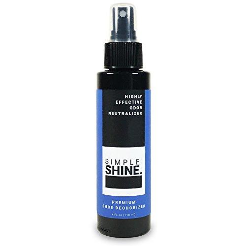 Premium Shoe Deodorizer Foot Spray | Shoe Spray Eliminator Feet and Sweat | Extra Strength Shoe Odor Eliminator and Deodorant
