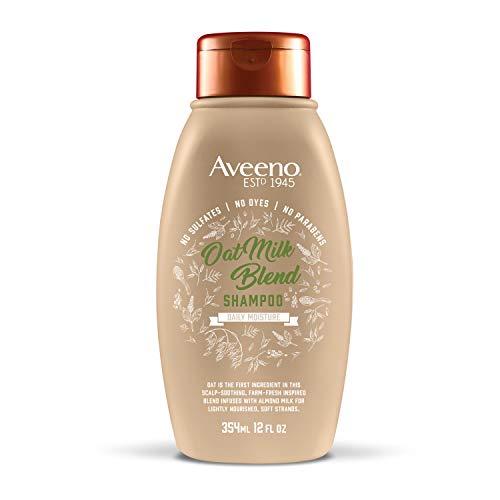 Aveeno Scalp Soothing Oat Milk Blend Shampoo, 12 Ounce
