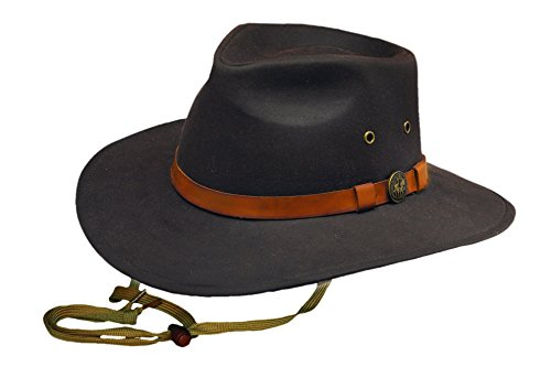Outback Trading Kodiak Hat, Brown, X-Large