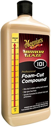 MEGUIARS Foam Cut Compound - Quart