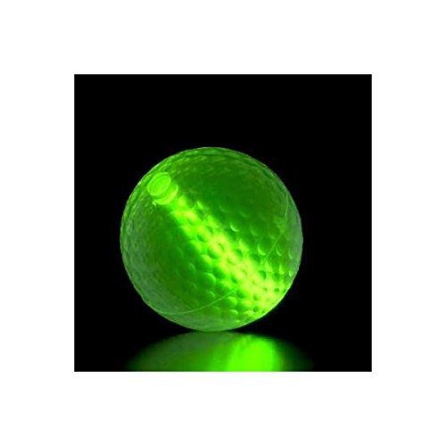 Charter Nitelite Golf Ball Glow in The Dark Official Size New