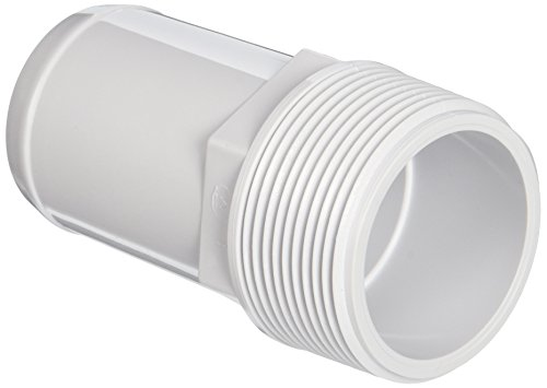 Hayward SPX1091Z4 Hose Male Smooth Adapter Replacement for Hayward Automatic Skimmers and Filters