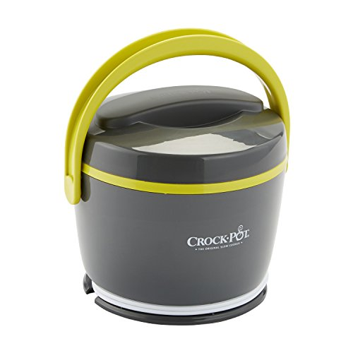 Crock-PotLunch CrockFood Warmer, Grey & Lime