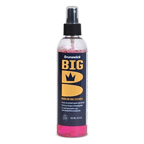 Brunswick Big B Cleaner- 8 oz Bottle