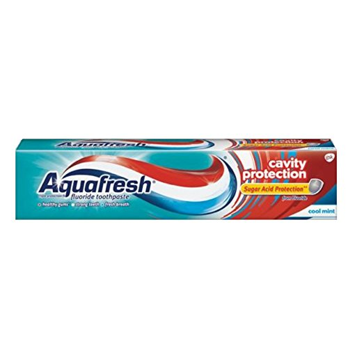 Aquafresh Cavity Protection Toothpaste - 5.6. Ounces (Value Pack of 3)