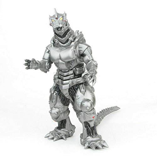 Durable Nice Unique Chic Mechagodzilla Godzilla Machine Dragon Silver Master 12' Tall Toy Action Figure