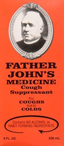 Father Johns Liquid, 8 Fl Oz (Pack of 3)