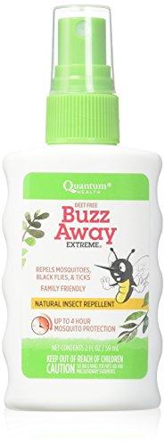 QUANTUM HEALTH Buzz Away Extreme Spray, 2 FZ