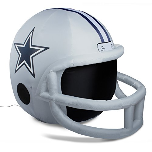 Fabrique Innovations NFL Inflatable Lawn Helmet, Dallas Cowboys