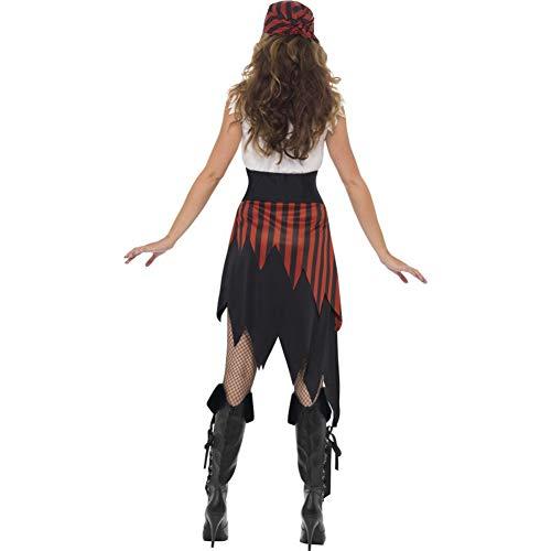 Smiffys Pirate Wench Costume, Medium