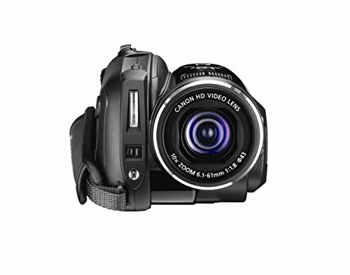 Canon VIXIA HV30 MiniDV High Definition Camcorder with 10x Optical Image Stabilized Zoom (Renewed)