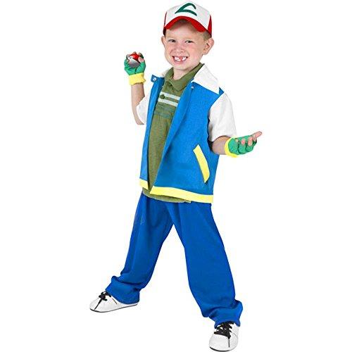Wilton Boys Child's Classic Pokemon Ash Costume