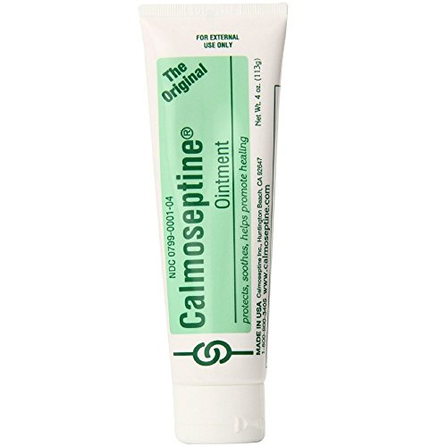 Calmoseptine Ointment 4 oz (Pack of 12)