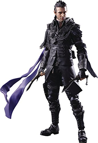 Square Enix Kingsglaive Final Fantasy XV Nyx Ulric Play Arts Kai Action Figure