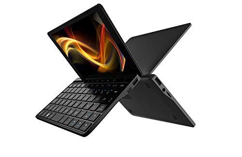 GPD Pocket 2 [Latest HW Update] Mini Laptop 7' Touch Screen Aluminum Shell UMPC Windows 10 System CPU Intel m3-8100Y 8GB/256GB (Amber Black)