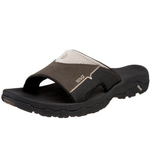 Teva Men's Katavi Slide Outdoor Sandal,Bungee Cord,11 M US