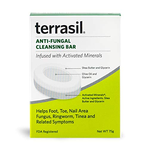 Terrasil Anti-Fungal Medicated Cleansing Bar 75g