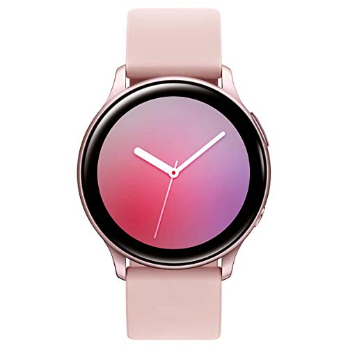 (Renewed) Samsung Galaxy Active 2 Smartwatch 40mm with Extra Charging Cable, Pink Gold - SM-R830NZDCXAR