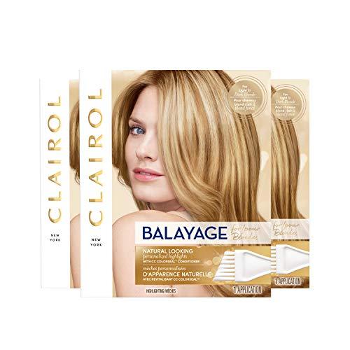 Clairol Nice 'N Easy Hairpainting Blonde Highlights 1 kit (Pack of 3)