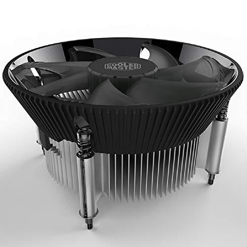 Cooler Master i70 CPU Cooler - 120mm Low Noise Cooling Fan & Heatsink (RR-I70-20PK-R1) - for Intel Socket LGA 1150/1151 / 1155/1156(i70)